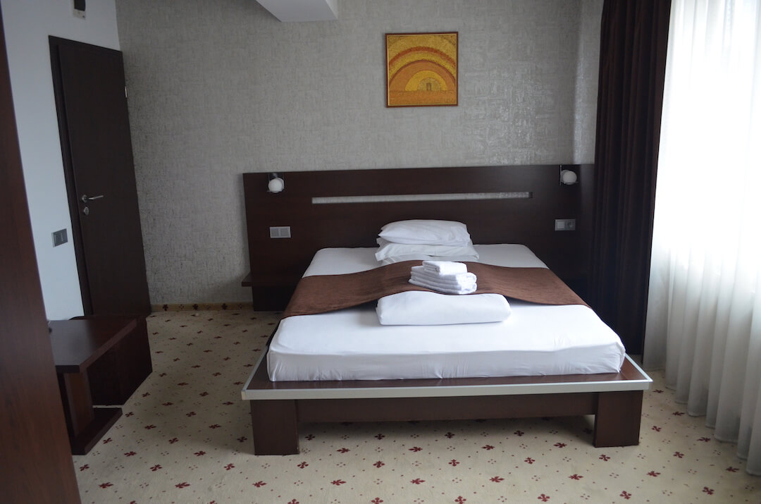 Hotel premier - cazare camera single in Sibiu